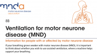 MND Association: Ventilation for MND