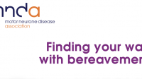 MND Association: Finding your way with bereavement